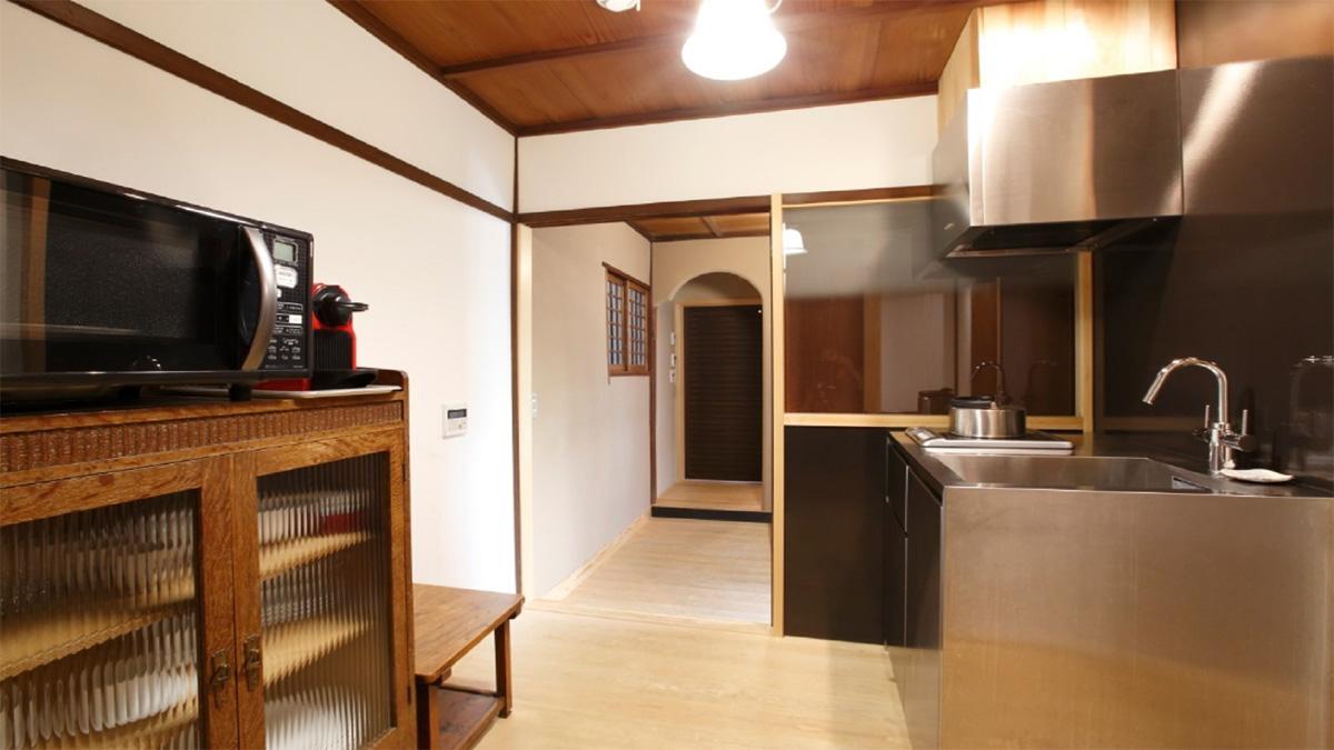 紅葉庵キッチン