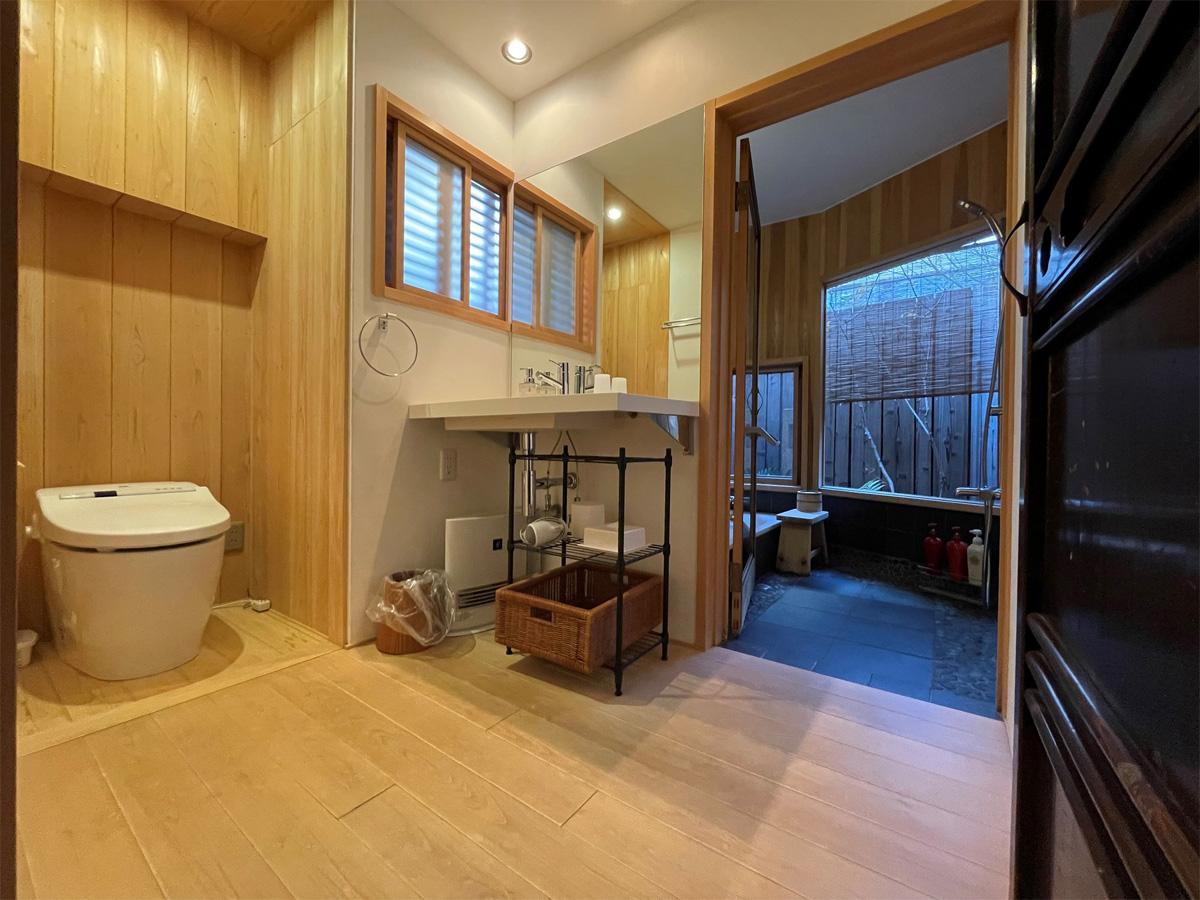紅葉庵洗面トイレ