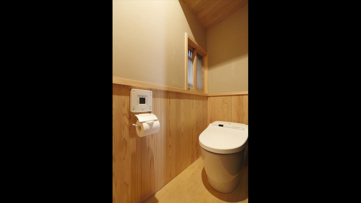 松風庵トイレ